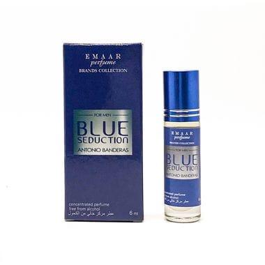 Купить Blue Seduction Antonio Banderas EMAAR perfume 6 ml