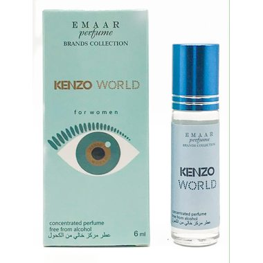Купить Kenzo World Kenzo EMAAR perfume 6 ml
