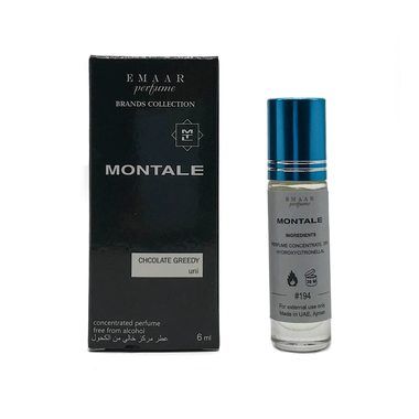 Купить Chocolate Greedy Montale EMAAR perfume 6 ml