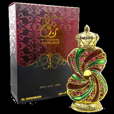 Купить Tanasuk Al Haramain Perfumes 12 ml