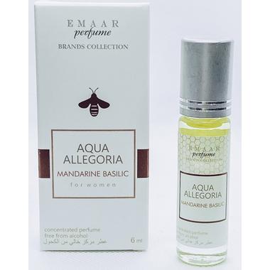 Купить Aqua Allegoria Mandarine Basilic Guerlain for women EMAAR perfume 6 ml