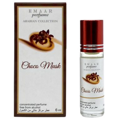Купить Choco Musk EMAAR perfume 6 ml
