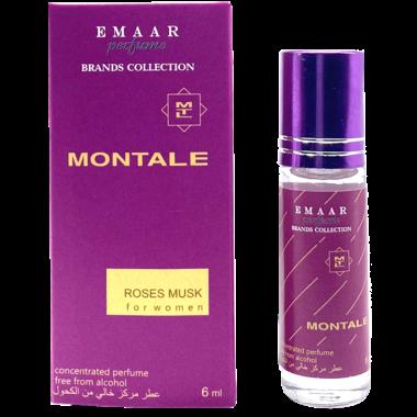Купить Roses MuskMontale EMAAR perfume 6 ml