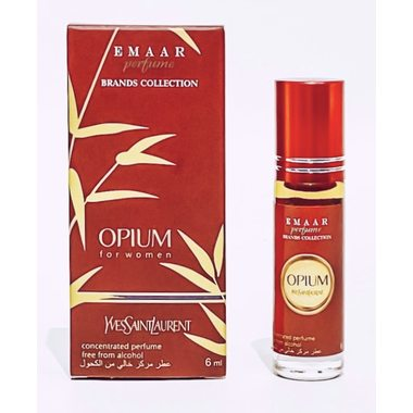 Купить OPIUM Yves Saint Laurent EMAAR perfume 6 ml