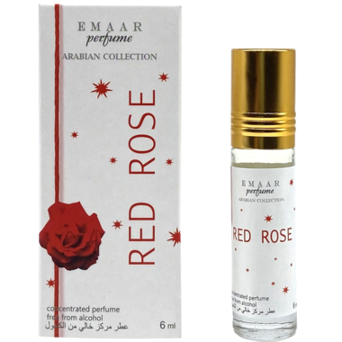 Купить RED ROSE EMAAR perfume 6 ml