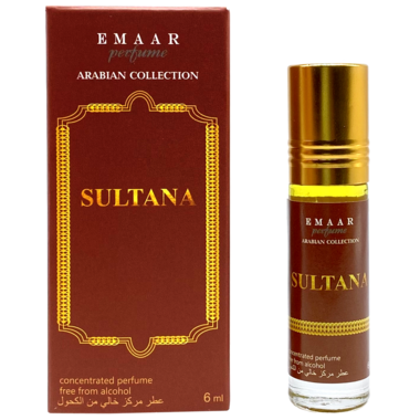Купить SULTANA EMAAR perfume 6 ml