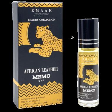 Купить African LeatherMemo Paris EMAAR perfume 6 ml