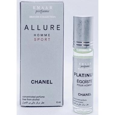 Купить Allure homme sport EMAAR perfume 6 ml