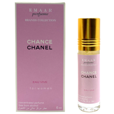 Купить Chance Eau Vive Chanel EMAAR perfume 6 ml