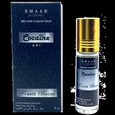 Купить Cocaine Franck Boclet EMAAR perfume 6 ml