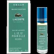 Lacoste L.12.12 Pour Elle Natural EMAAR perfume 6 ml