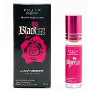 Black XS Paco Rabanne Emaar 6 ml