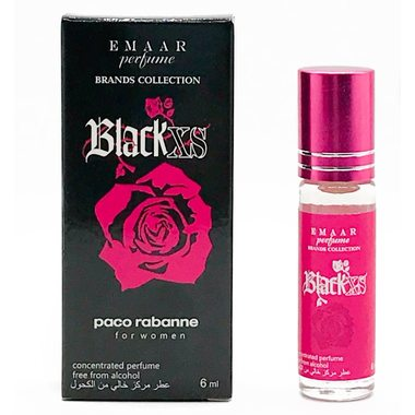 Купить Black XS Paco Rabanne Emaar 6 ml