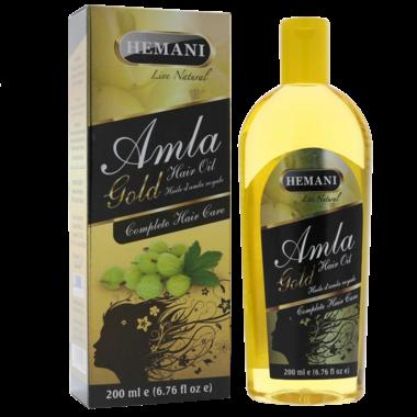 Купить Масло HEMANI Amla Gold / Амлы голд  для волос, 200 мл