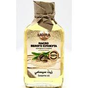 Масло кунжутное SAHRA, 100 мл