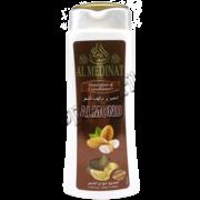 Шампунь для волос AL MEDINAT на основе  миндального масла 400 мл