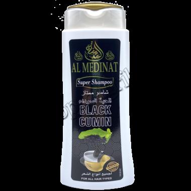 Купить Шампунь для волос AL MEDINAT на основе тминного масло 400 мл