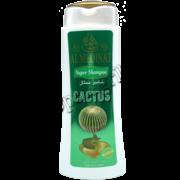 Шампунь для волос AL MEDINAT с маслом кактуса 400 мл