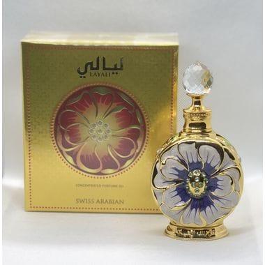 Купить Swiss Arabian Layali /  Лаяли 15 ml