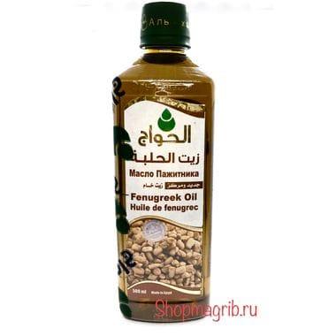 "Купить ""El Hawag"" Масло Пажитника (Fenugreek oil), 500мл"