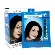 Хна черная цена за 1 пакетик (10гр) Zubedah Black Henna