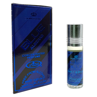 Купить Al Rehab 6ml BLUE ALREHAB