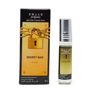 Sekret man / The Golden Secret Antonio Banderas EMAAR perfume 6 ml