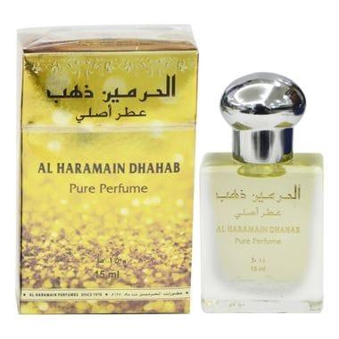 Купить AL HARAMAIN Dhahab / Дхахаб 15 ml