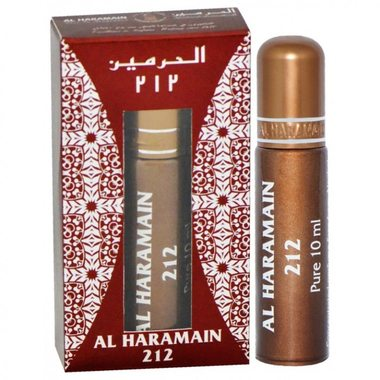 Купить Al Haramain 212  10 ml