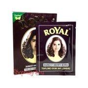 Хна темно-коричневая цена за 1 пакетик (10гр) /Royal Darkest Brown