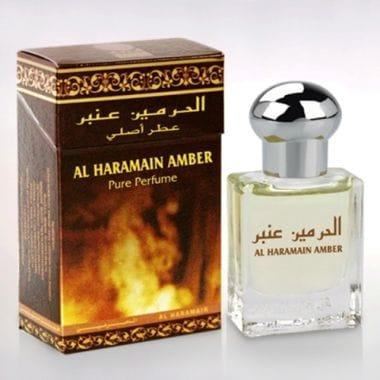 Купить Al Haramain AMBER /  Амбер / Янтарь 15мл