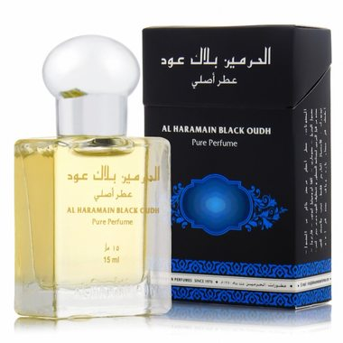 Купить Al Haramain Black Oudh / Блэк Уд /Чёрный Уд 15 мл