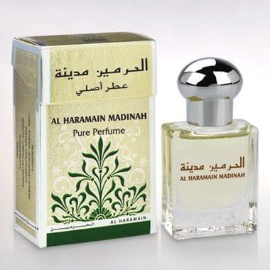 Купить AL HARAMAIN MADINAH / Мадина 15 ml