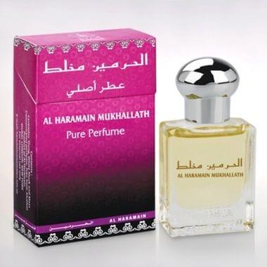 Купить Al Haramain MUKHALLATH / Мухалат 15 мл