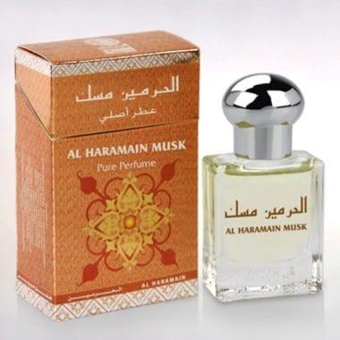 Купить AL HARAMAIN MUSK / Муск 15 ml