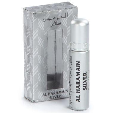Купить Al Haramain SILVER / Сильвер / СЕРЕБРО 10 ml