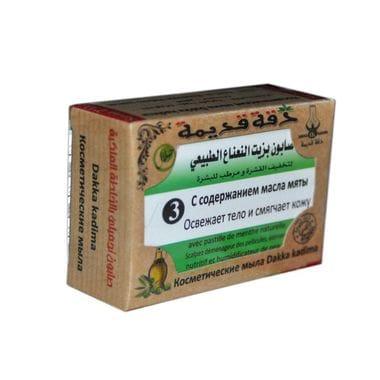Купить Косметические мыла Dakka Kadima №3, масла мяты 100гр