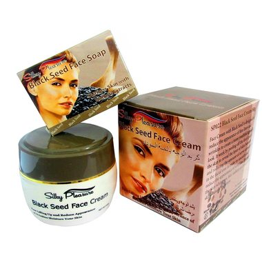 Купить Silky Pleasure. Black Seed Face cream. 80гр.