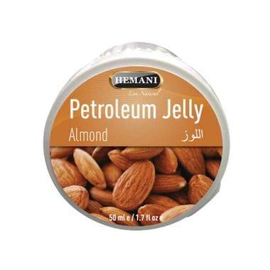 Купить Вазелин с миндалем Hemani Petroleum Jelly Almond 100ml