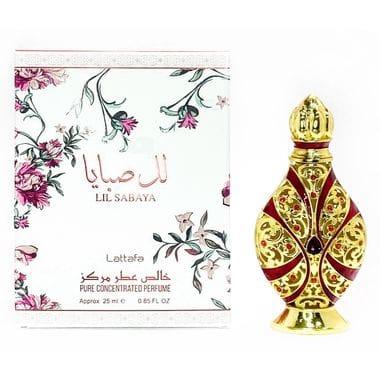 Купить LIL SABAYA 25 ml lattafa perfum