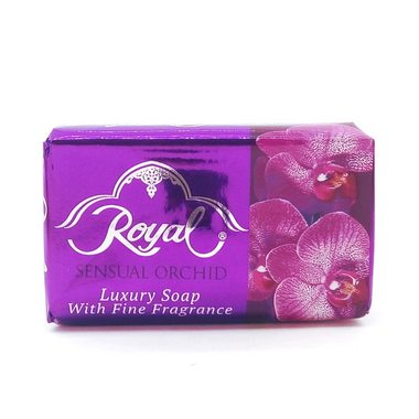 Купить Мыло Royal - Sensual Orchid (Чувственная орхидея) - королевское , ОАЭ, 125 гр