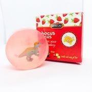 Мыло детское с запахом клубники / HEMANI HOCUS POCUS KIDS TOY SOAP 100 гр.