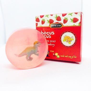 Купить Мыло детское с запахом клубники / HEMANI HOCUS POCUS KIDS TOY SOAP 100 гр.