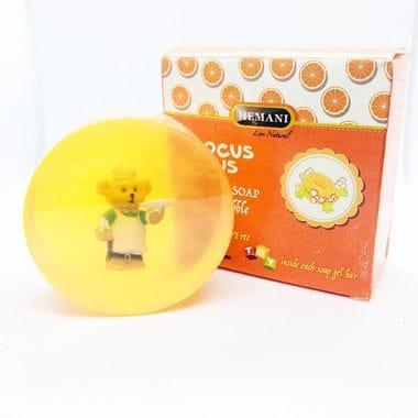 Купить Мыло детское с запахом цитруса / HEMANI HOCUS POCUS KIDS TOY SOAP 100 гр