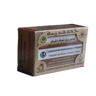 Купить Косметические мыла Dakka Kadima №15, масла корицы и гвоздики 100гр