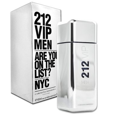 Купить 212 VIP Men Carolina Herrera - цена за 1 мл