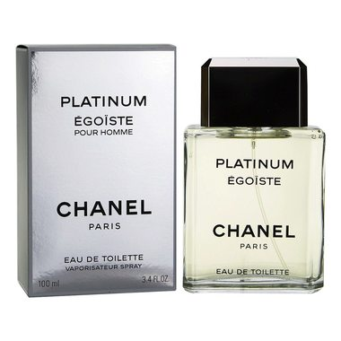 Купить Egoiste Platinum Chanel - цена за 1мл