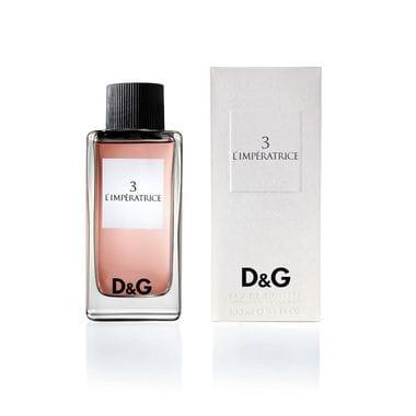 Купить D&G 3 L'imperatrice - цена за 3 мл