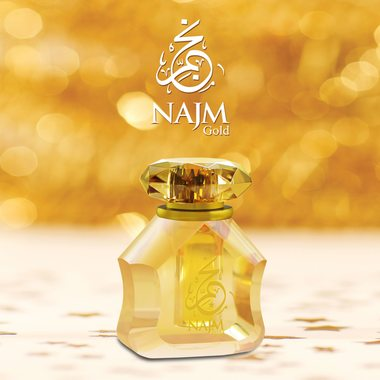 Купить Najm Gold Al Haramain - цена за 1 мл
