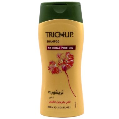 Купить Шампунь TRICHUP Natural Protein с натуральным протеином 200 мл